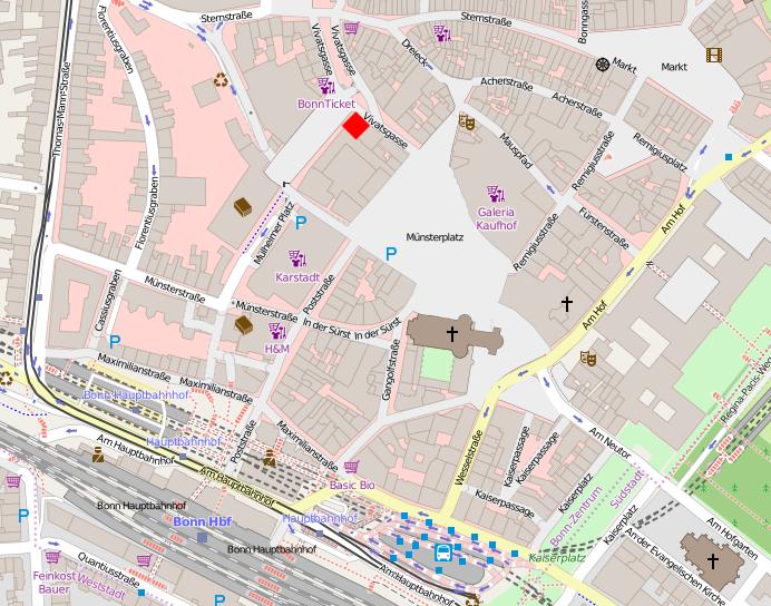 mpim map