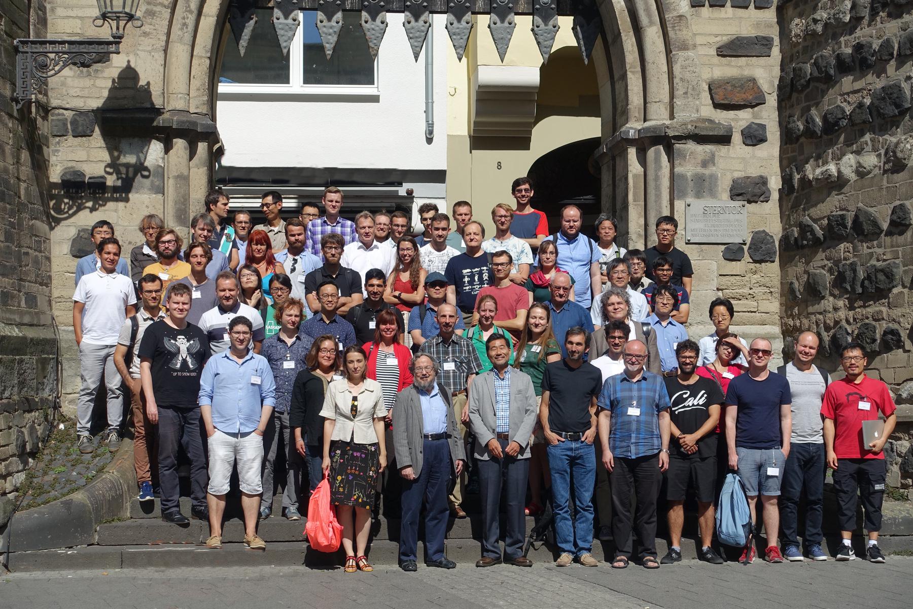 Konferenz | Max-Planck-Institut für Mathematik